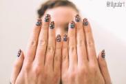 Alberta Ferretti Nails