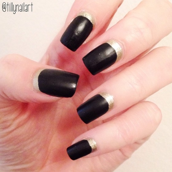 Demilune Ruffian Nails