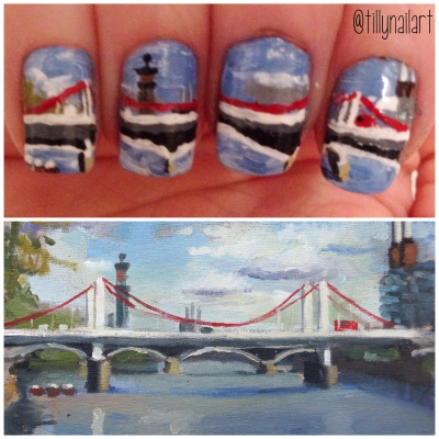 Chelsea Bridge Nails