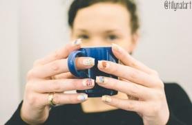 Tea Cup Nails